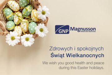 Zdrowych ispokojnych Świąt Wielkanocnych